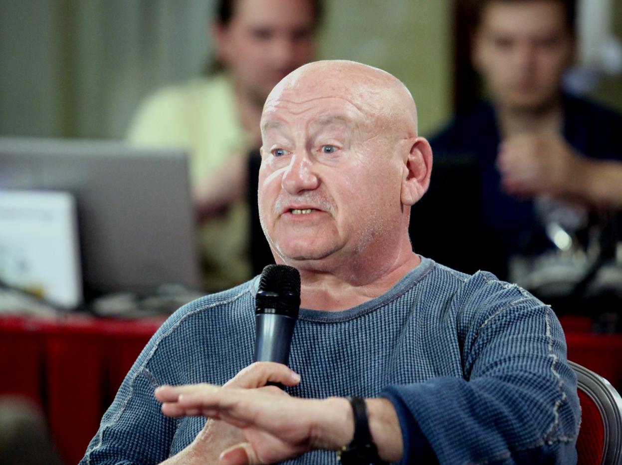 Марк Рудинштейн, кинокритик, создатель и продюсер кинофестиваля «Кинотавр»
