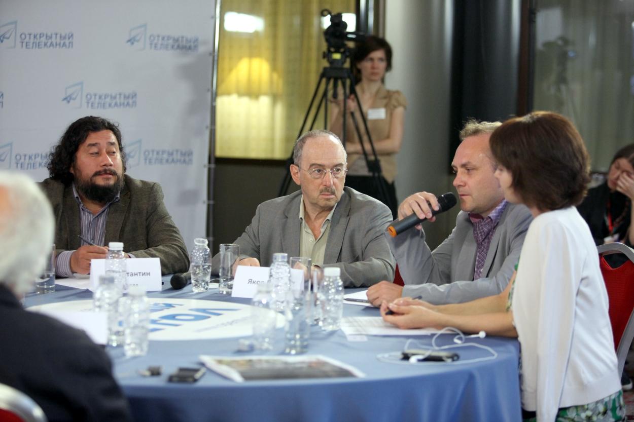 Говорит ведущий Николай Крупинов