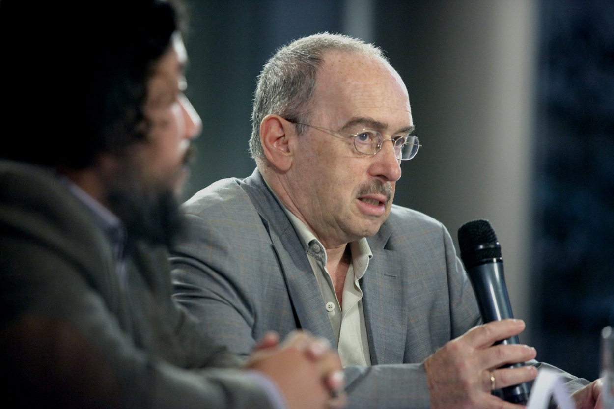 Яков Каллер, телепродюсер, основатель и гендиректор телекомпании «АБ-ТВ».