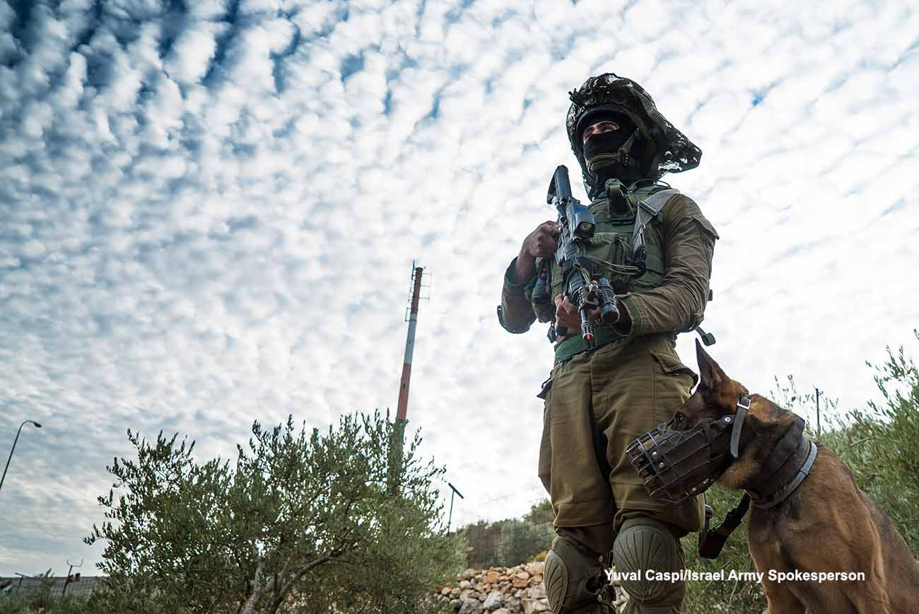 Yuval-CaspiIsrael-Army-Spokesperson