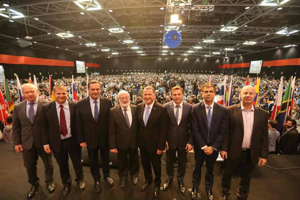 конгресс каббалы депутаты Кнессета