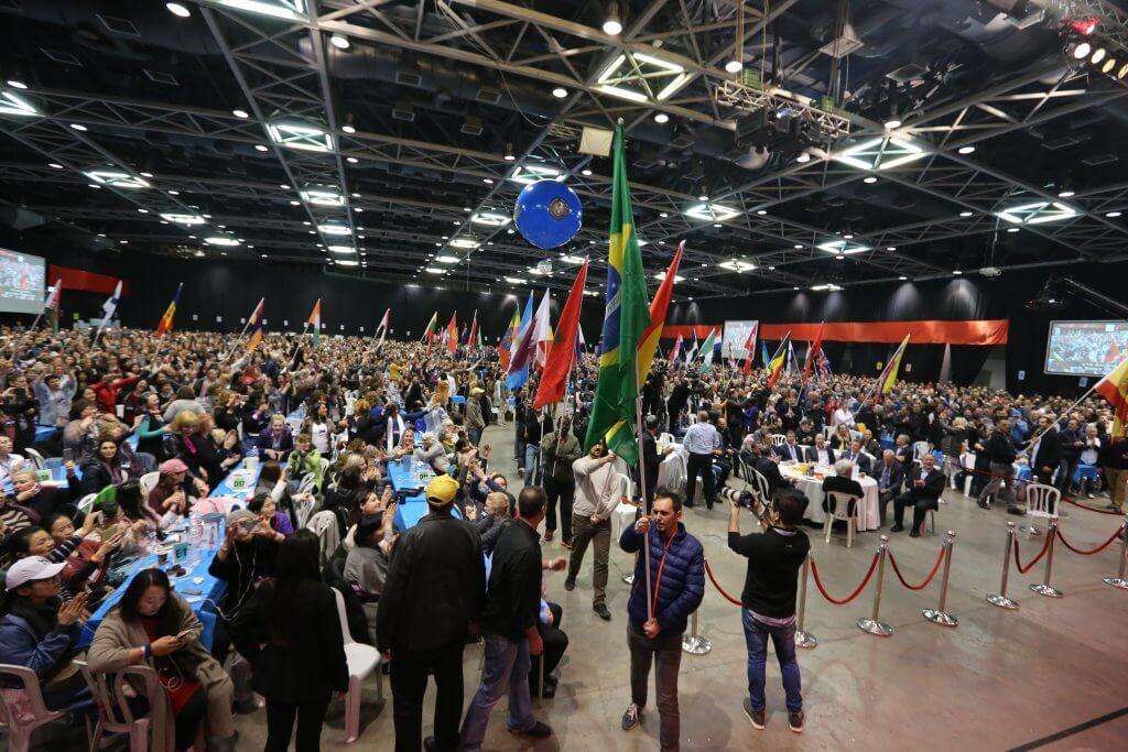 конгресс каббалы флани