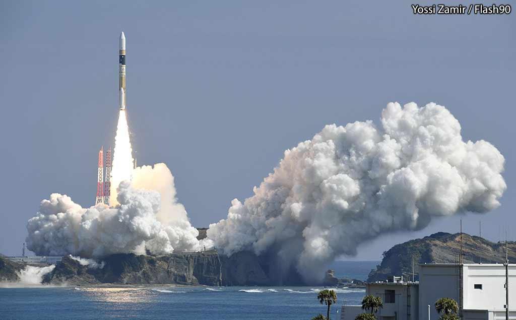 старт ракеты