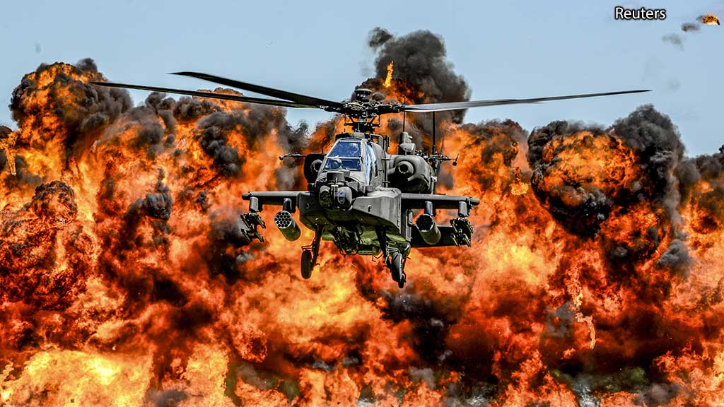 Лучшие фото от Reuters